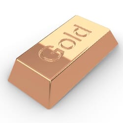 זהב ורוד 14K